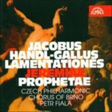 Handl-Gallus - CD Audio