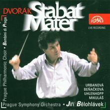 Stabat Mater - CD Audio di Antonin Dvorak