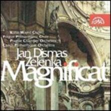 Opere sacre per solisti, coro e orchestra - CD Audio di Jan Dismas Zelenka