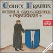 Codex Franus - CD Audio di Schola Gregoriana Pragensis