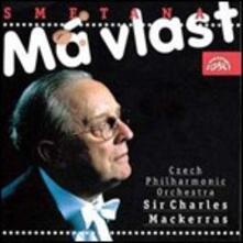 La mia patria (Ma Vlast) - CD Audio di Bedrich Smetana