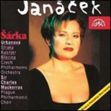 Sarka - CD Audio di Leos Janacek