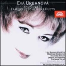 Famosi duetti da opere ceche - CD Audio di Eva Urbanova
