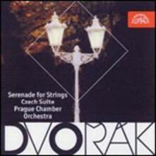 Serenata in Mi - Suite ceca - CD Audio di Antonin Dvorak