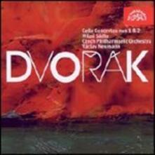Concerti per violoncello - CD Audio di Antonin Dvorak