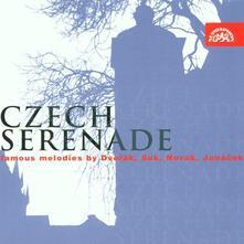 Czech Serenade - CD Audio