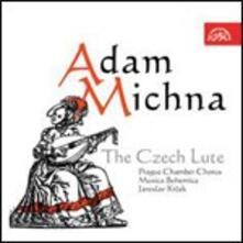 Musica ceca per liuto - CD Audio di Adam Michna