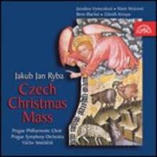 Czech Christmas Mass - CD Audio di Jakub Jan Ryba