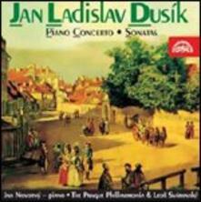 Concerto per pianoforte - Sonate - CD Audio di Jan Ladislav Dussek