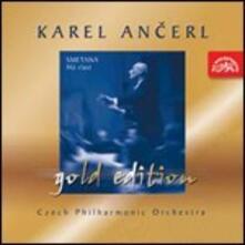 La mia patria (Ma Vlast) - CD Audio di Bedrich Smetana,Karel Ancerl,Czech Philharmonic Orchestra