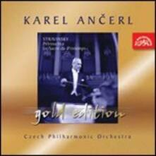 Ancerl Edition vol.5 - CD Audio di Karel Ancerl,Czech Philharmonic Orchestra
