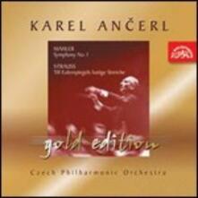 Sinfonia n.1 - CD Audio di Gustav Mahler,Karel Ancerl,Czech Philharmonic Orchestra