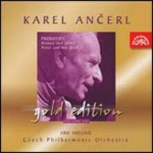 Ancerl Edition vol.16 - CD Audio di Karel Ancerl,Czech Philharmonic Orchestra