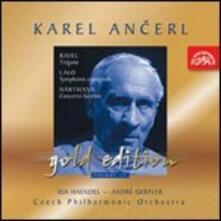 Ancerl Edition vol.17 - CD Audio di Karel Ancerl,Czech Philharmonic Orchestra