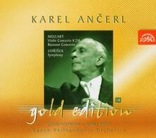 Ancerl Edition vol.18 - CD Audio di Karel Ancerl,David Oistrakh,Czech Philharmonic Orchestra