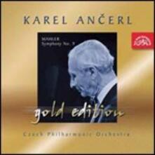 Sinfonia n.9 - CD Audio di Gustav Mahler,Karel Ancerl,Czech Philharmonic Orchestra