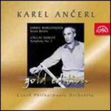 Ancerl Edition vol.40 - CD Audio di Karel Ancerl,Czech Philharmonic Orchestra,Jarmil Burghauser