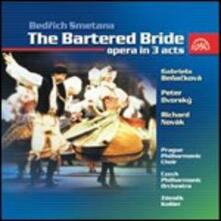 La sposa venduta - CD Audio di Bedrich Smetana,Czech Philharmonic Orchestra