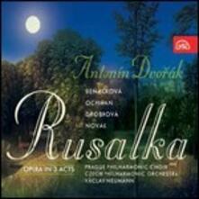 Rusalka - CD Audio di Antonin Dvorak,Vaclav Neumann,Czech Philharmonic Orchestra