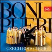 Czech Boys Choir - CD Audio di Boni Pueri