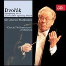 Sinfonia n.6 - CD Audio di Antonin Dvorak