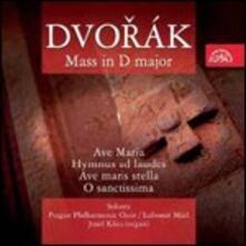 Mass in D - Major - Ave Maria - CD Audio di Antonin Dvorak