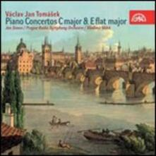 Concerti per pianoforte - CD Audio di Vaclav Jan Tomasek
