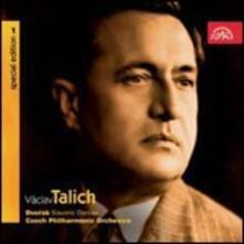Danze slave - CD Audio di Antonin Dvorak,Vaclav Talich,Czech Philharmonic Orchestra