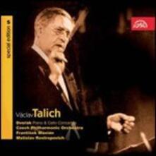 Talich Edition vol.5 - CD Audio di Vaclav Talich,Czech Philharmonic Orchestra