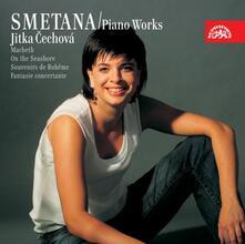 Opere per pianoforte vol.1 - CD Audio di Bedrich Smetana