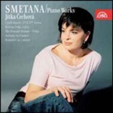 Opere per pianoforte vol.3 - CD Audio di Bedrich Smetana