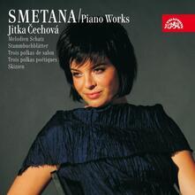 Musica per pianoforte vol.4 - CD Audio di Bedrich Smetana,Jitka Cechova