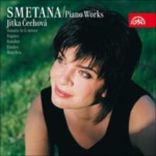 Piano Works vol.7 - CD Audio di Bedrich Smetana