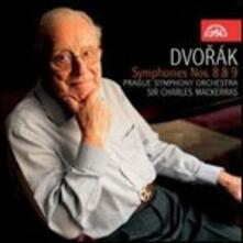 Sinfonie n.8, n.9 - CD Audio di Antonin Dvorak