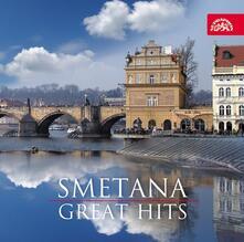 Smetana Great Hits - CD Audio di Bedrich Smetana