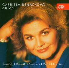 Arias - CD Audio di Gabriela Benackova