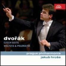 Suite ceca - Polacca - Valzer - CD Audio di Antonin Dvorak