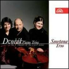 Trii con pianoforte - CD Audio di Antonin Dvorak,Smetana Trio