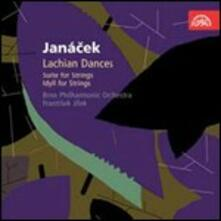 Opere orchestrali vol.1 - CD Audio di Leos Janacek,Brno State Philharmonic Orchestra,Frantisek Jilek