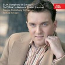 Symphony in Mi Maggiore - CD Audio di Antonin Dvorak,Josef Suk