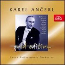 Ancerl dirige autori contemporanei - CD Audio di Karel Ancerl,Czech Philharmonic Orchestra