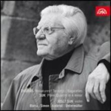 Opere da camera - CD Audio di Antonin Dvorak,Josef Suk