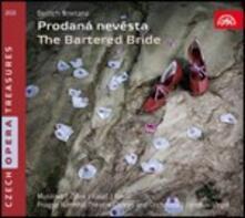La sposa venduta - CD Audio di Bedrich Smetana,Jaroslav Vogel