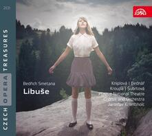 Libuse - CD Audio di Bedrich Smetana