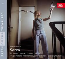 Sarka - CD Audio di Zdenek Fibich