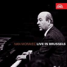 Live in Brussels 1983 - CD Audio di Ivan Moravec