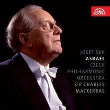 Asrael - CD Audio di Josef Suk,Sir Charles Mackerras,Czech Philharmonic Orchestra