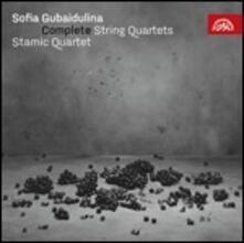 Quartetti per archi - CD Audio di Sofia Gubaidulina,Stamic Quartet