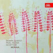 Morava. Quartetti cechi del XX secolo - CD Audio di Skampa Quartet