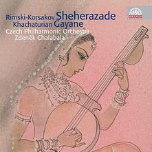 Sheherazade / Gayane - CD Audio di Nikolai Rimsky-Korsakov,Aram Khachaturian